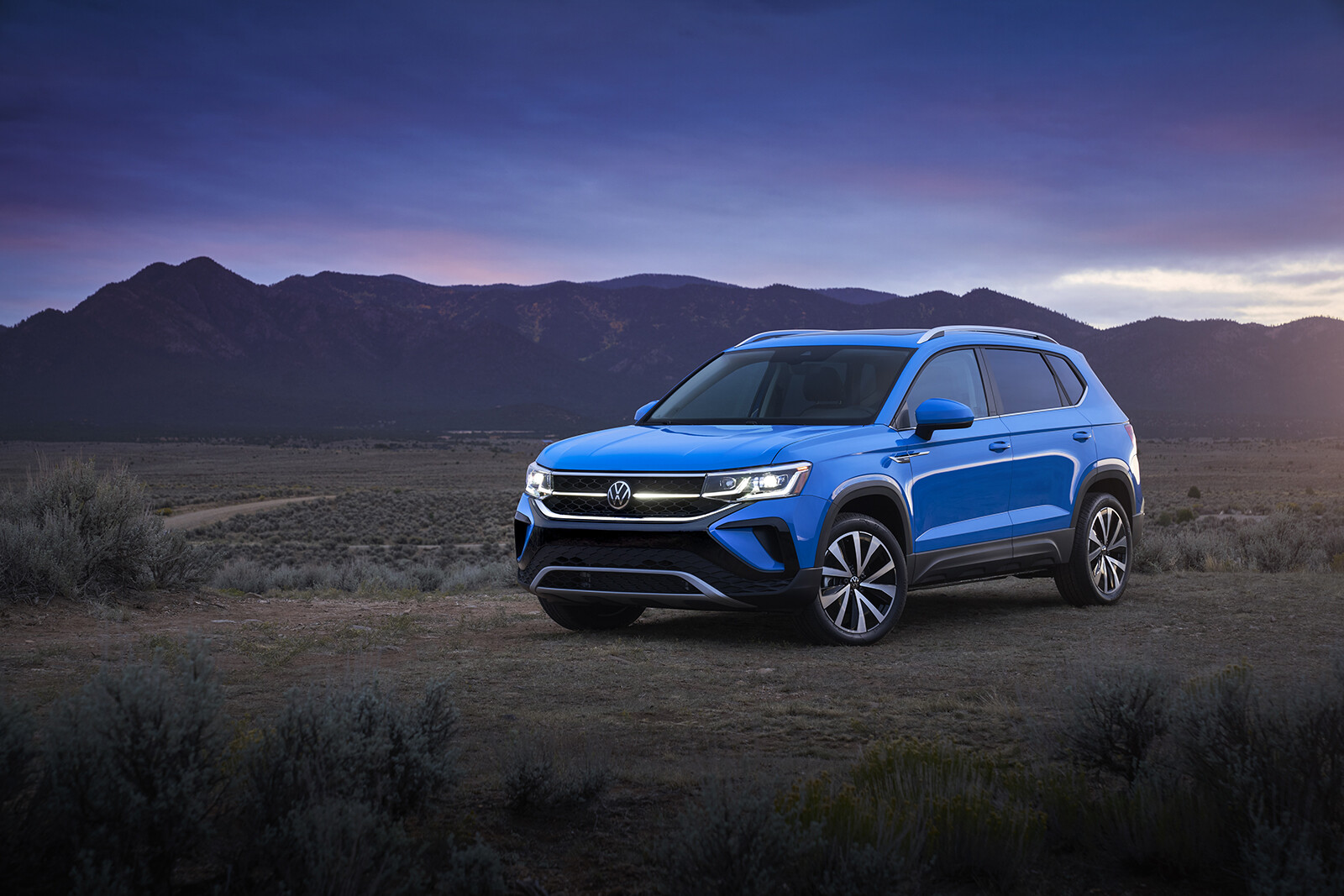Foto de Volkswagen Taos (1/30)