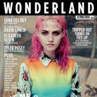 Fiesta de colores en las portadas de Wonderland y V Magazine