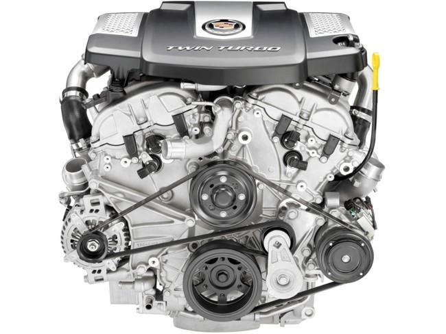 Motor 3.6 V6 DI VVT Twin Turbo (LF3)