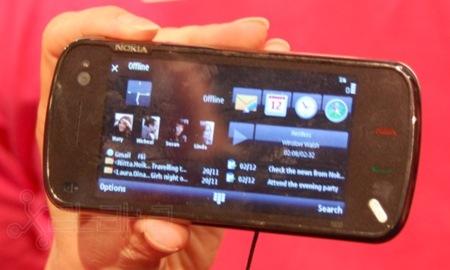 Nokia N97: primeras impresiones