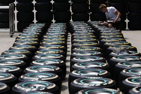 Pirelli y Mercedes AMG tiraron por el camino del medio