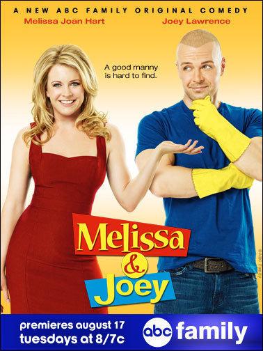 Melissa Joan Hart Melissa & Joey
