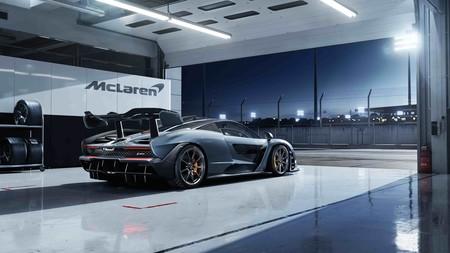 Casi 2.800 McLaren tendrán que ser revisados para evitar posibles incendios como los del McLaren Senna