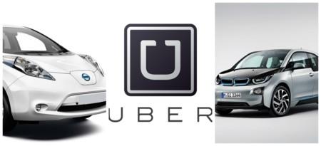 Hoy y mañana Uber regalará viajes en vehículos eléctricos debido a la contingencia ambiental