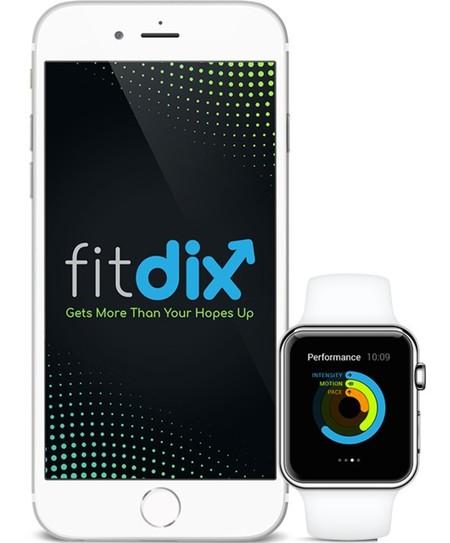 Fitdix Presenta Una Aplicacion Para Iwatch Que Aumenta El Rendimiento Sexual Del Hombre