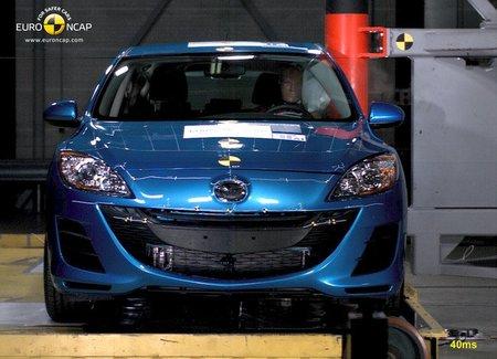 Mazda3 EuroNCAP