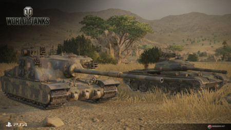 ¡El mundo de los tanques se expande! World of Tanks prepara su lanzamiento para PlayStation 4