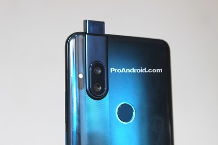 Motorola One 2019 Camara Frontal Pop Up 64 Megapixeles Sensor Huellas