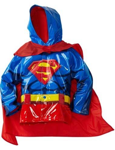 chubasquero-superman