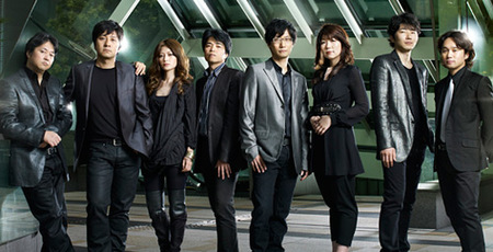 Kojima y sus chicos se ponen guapos para 'CSI: Kojima Productions'