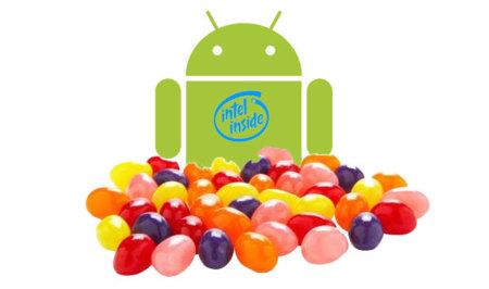Intel anuncia la compatibilidad de Atom Medfield con Android 4.1 Jelly Bean