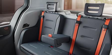 Total comfort for passengers