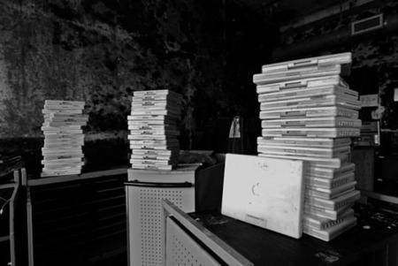 iBooks abandonados