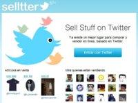 Selltter, para comprar y vender artículos desde Twitter