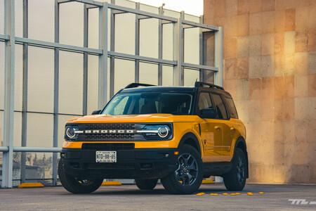 Ford Bronco Sport Prueba De Manejo Opiniones Resea Mexico Fotos 11