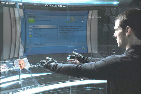 Rumor: Nuevo interfaz a lo 'Minority Report' para Xbox 360