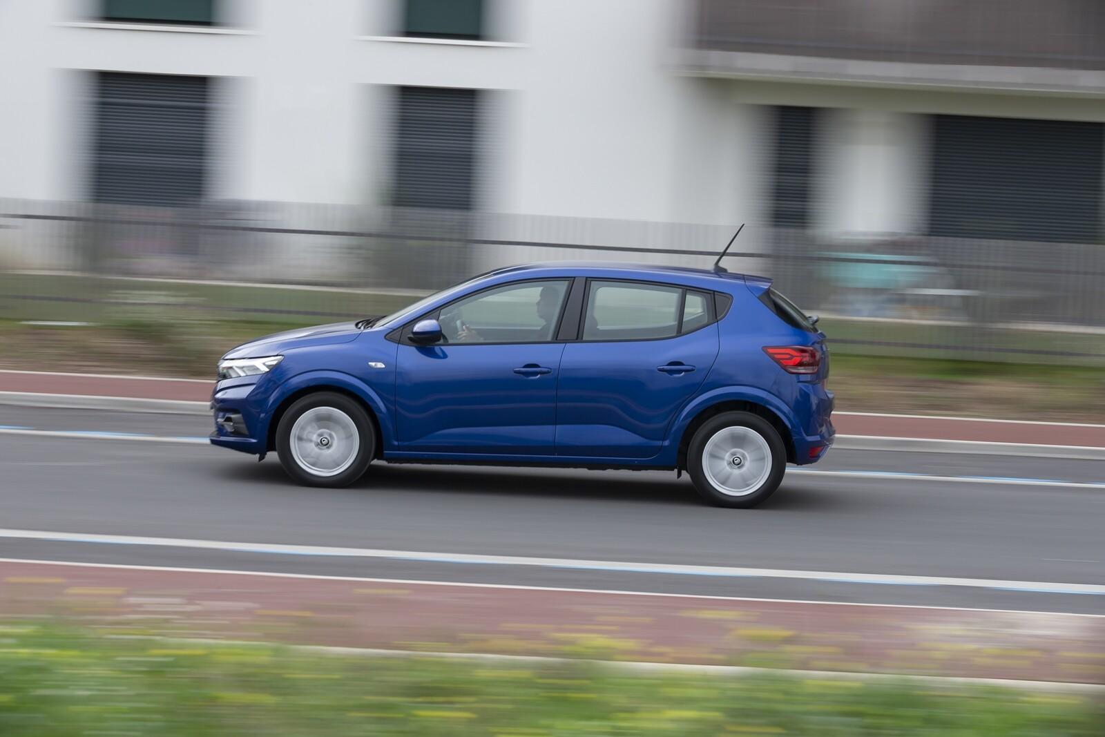 Foto de Dacia Sandero 2020, prueba (17/47)