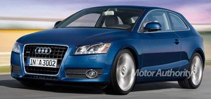 Recreación del Audi A3 2010