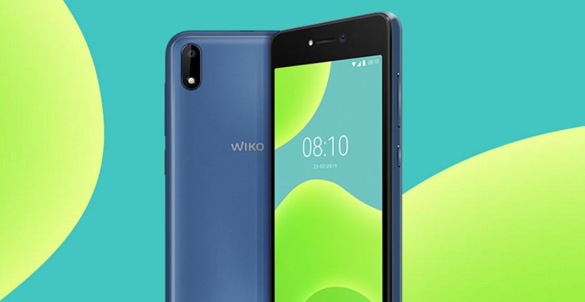 Wiko Y50: Android Go y un precio de menos de 70 para el nuevo gama de entrada francés