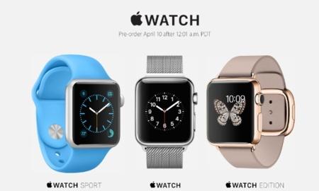 Si quieres tu Apple Watch apunta esta fecha:10 de abril a partir de las 12:01 AM