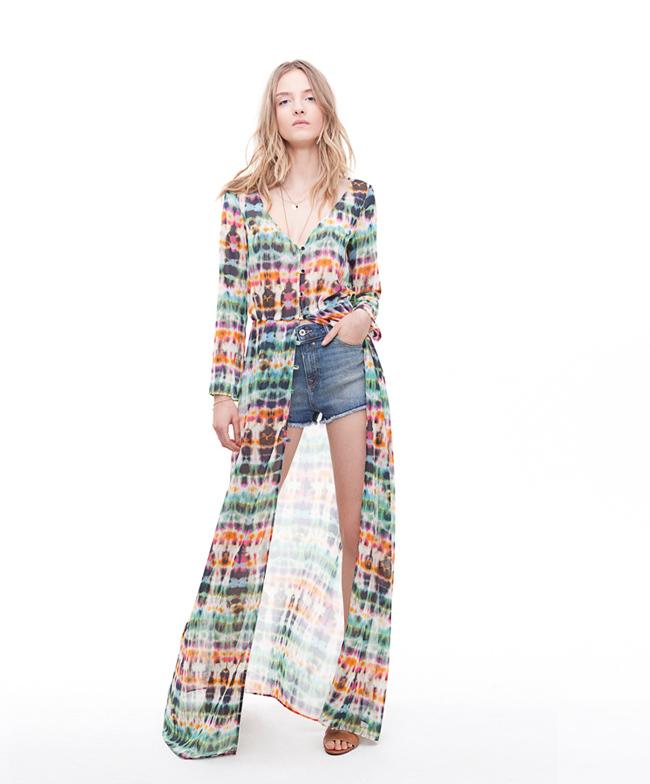Zara TRF Hippie