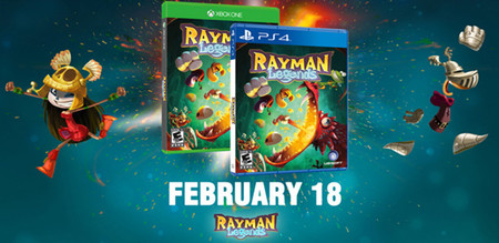 Rayman Legends adelanta su fecha de salida en PS4 y Xbox One