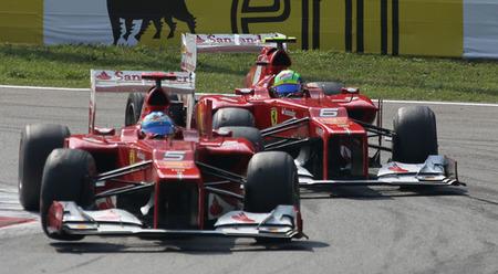Felipe Massa: he trabajado para el equipo, que es como debía ser