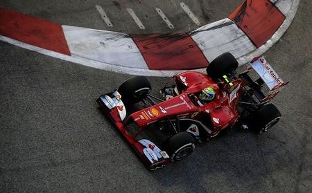 Ferrari admite haber dado de nuevo un paso atrás