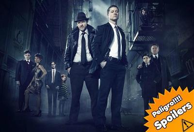 'Gotham', la vida antes de Batman