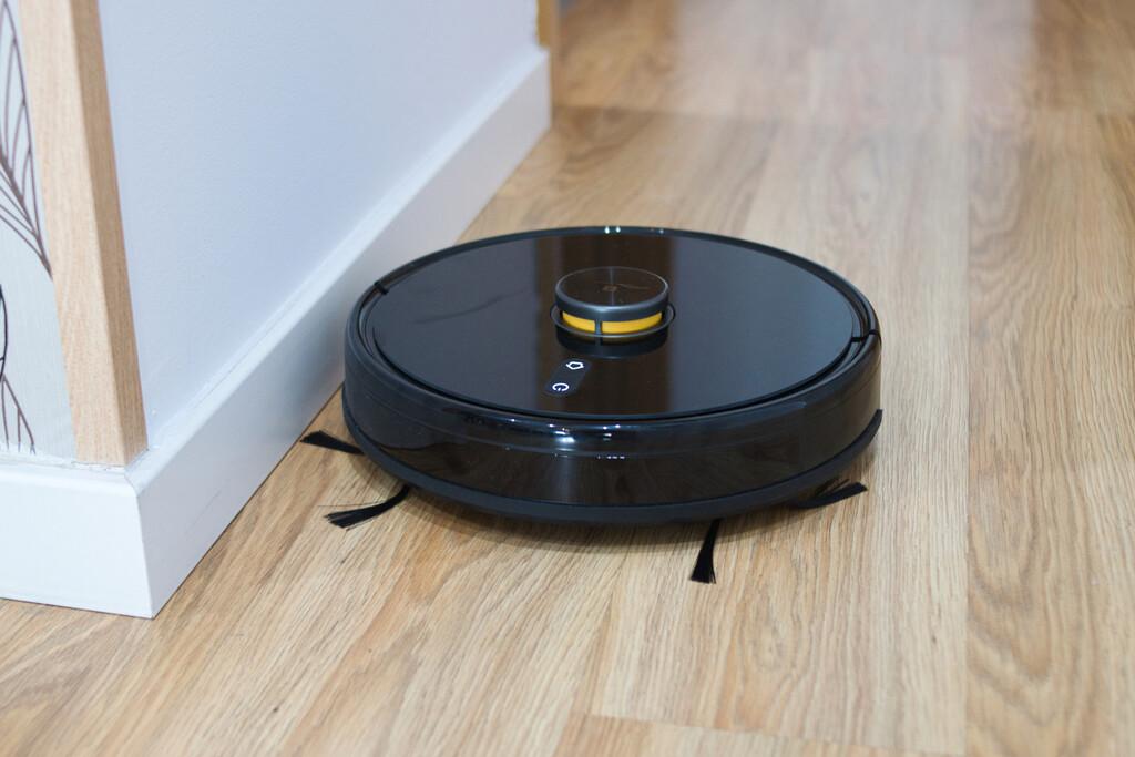Realme TechLife Robot Vacuum, análisis: es posible deshacerse de las miguitas y el polvo sin pagar de más
