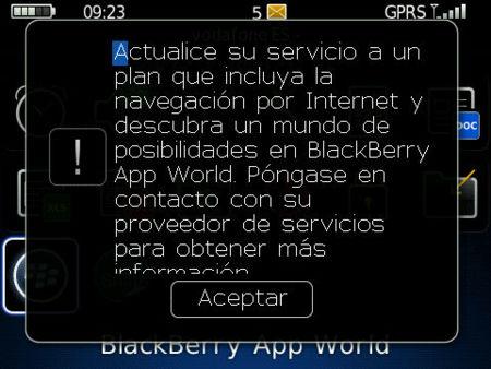 Los misteriosos fallos de conexión en BlackBerry