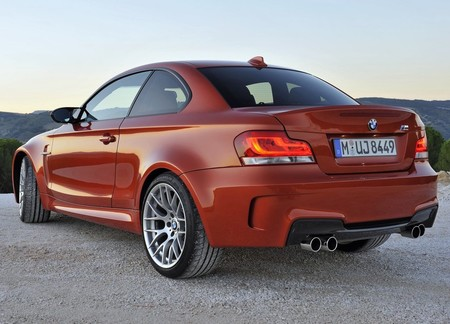 Bmw 1 Series M Coupe 2011 1280 18