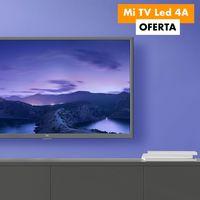 Mi TV Led 4A, el Smart TV de 32 pulgadas de Xiaomi con Android y Bluetooth, de nuevo en oferta: hoy lo tienes por 149 euros
