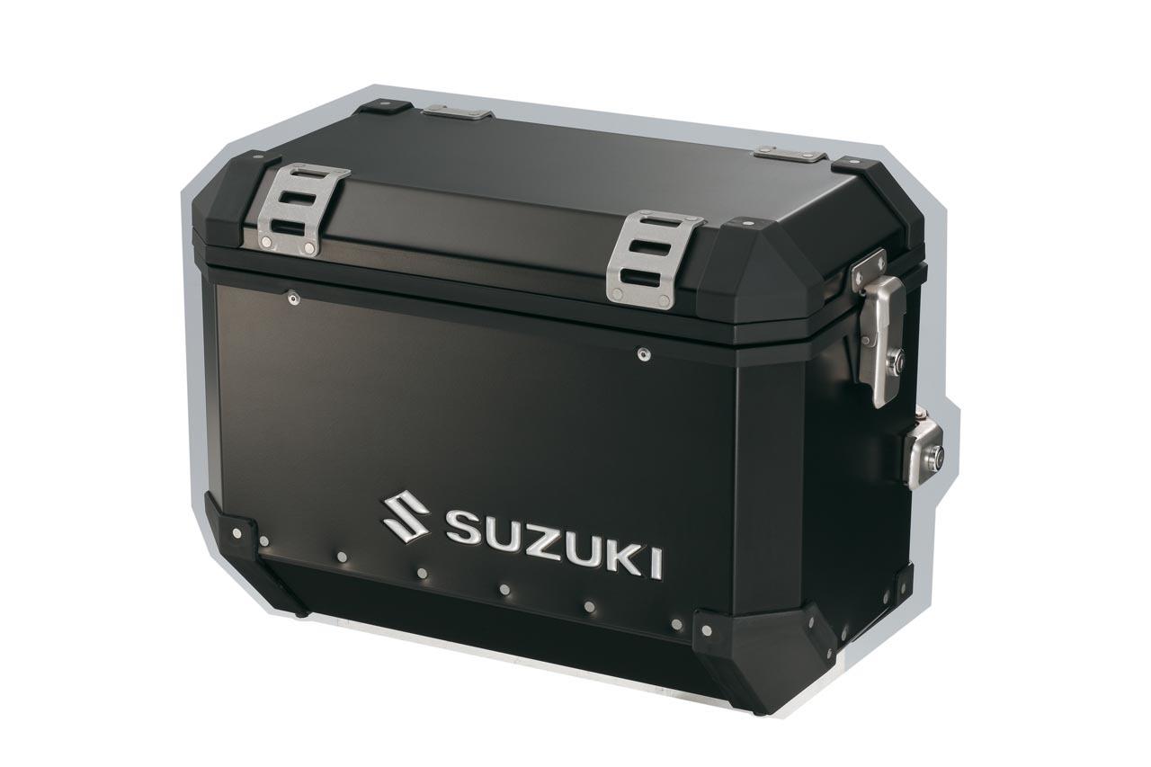 Foto de Suzuki V-Strom 650 2012, fotos de ambiente y accesorios (17/32)