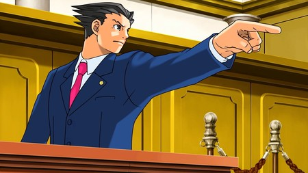 Ace attorney cuerpo
