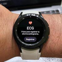 Cómo usar el electrocardiograma y la presión arterial del Samsung Galaxy Watch 4 en móviles no Samsung