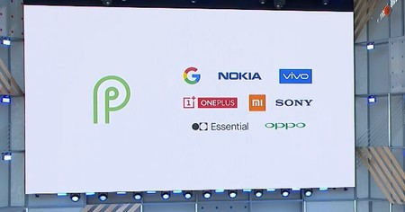 Android P Marcas