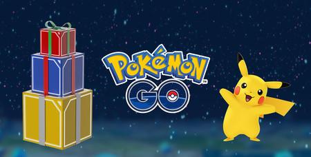 Pokémon Go se pone festivo y anuncia eventos de Navidad y Año Nuevo