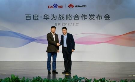 Huawei Baidu
