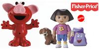 Un millón de juguetes de Fisher-Price retirados por posibles peligros para la salud infantil