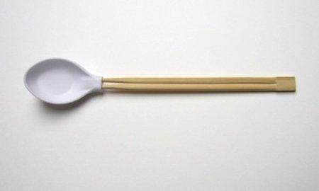 Aïssa Logerot convierte tus palillos en cuchara