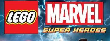 'LEGO Marvel Super Heroes' para Xbox One: análisis