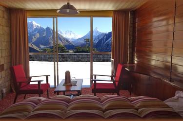 Así son las habitaciones de hoteles más altas del mundo entero (y sí, hay una en el Everest)