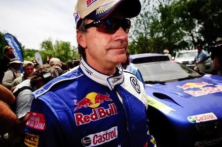 Carlos Sainz busca participar en un Dakar que recuerda a los viejos tiempos
