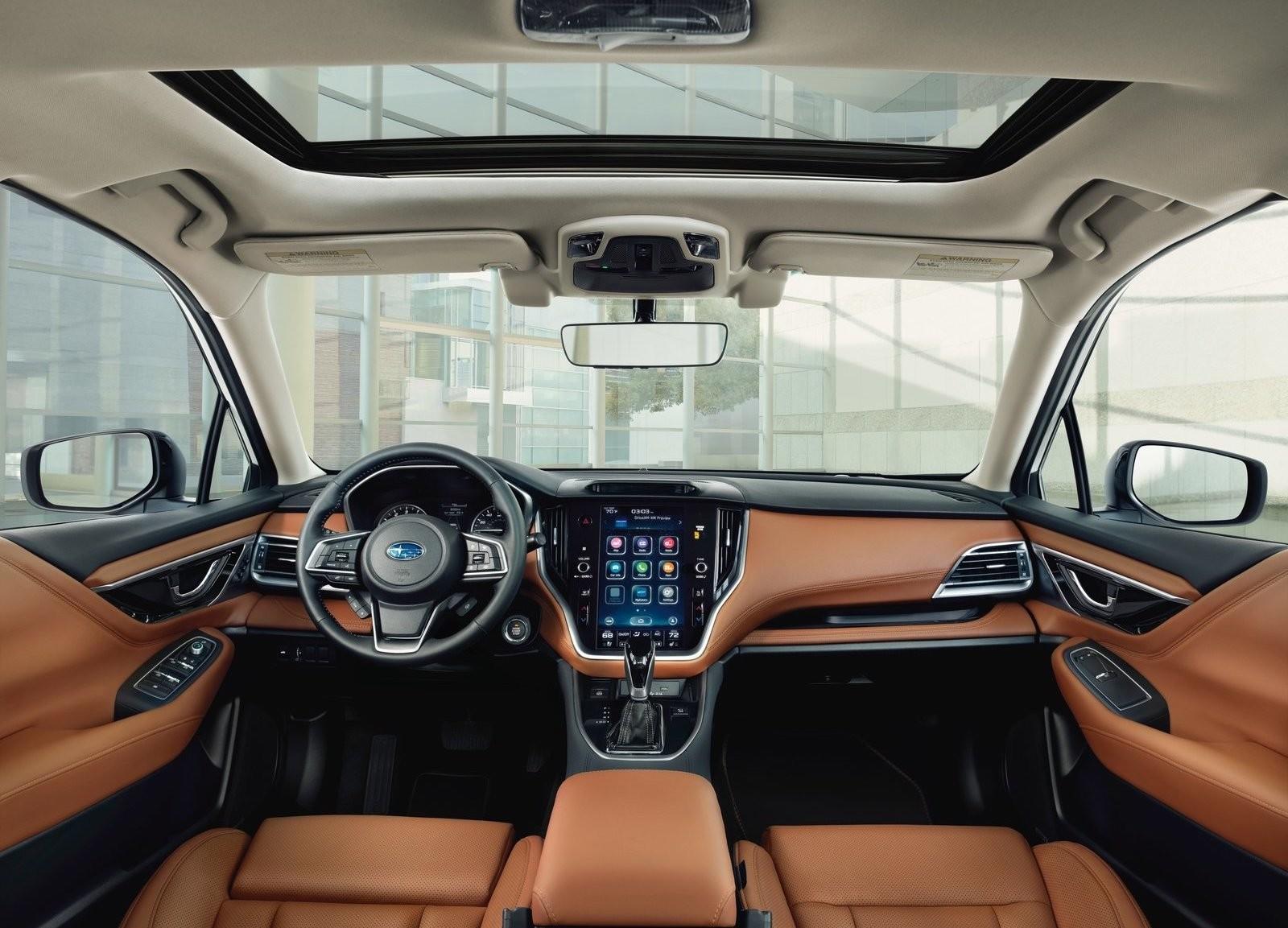 Foto de Subaru Legacy 2020 (4/15)