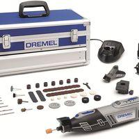 La multiherramienta Dremel Platinum Edition 8220, con dos baterías y 65 accesorios, está rebajada a 144,49 euros en Amazon hasta medianoche