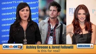 Ashley Greene y Jared Followill: a rey muerto, rey puesto