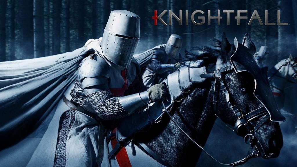 Knightfall Cover Tmporada