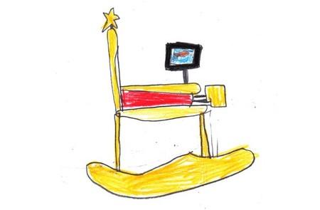 silla niño 2
