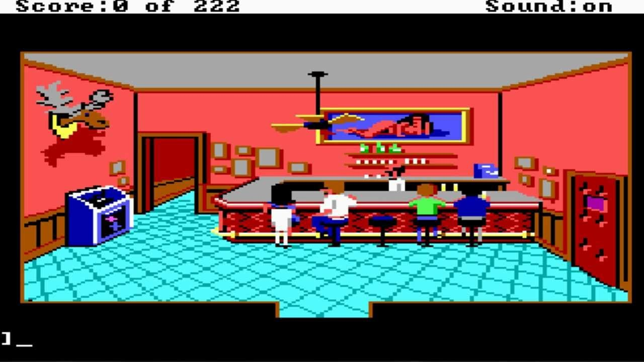 Leisure Suit Larry (Sierra On-Line, 1987)